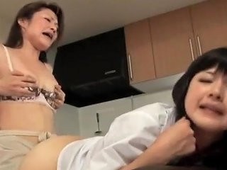 Shemale Face And Pussy Fucks This Asian Cutie